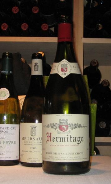 chave Epic Burgundy Tasting