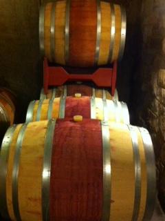 barrels Tawse For Thought, A Niagara Summer in March