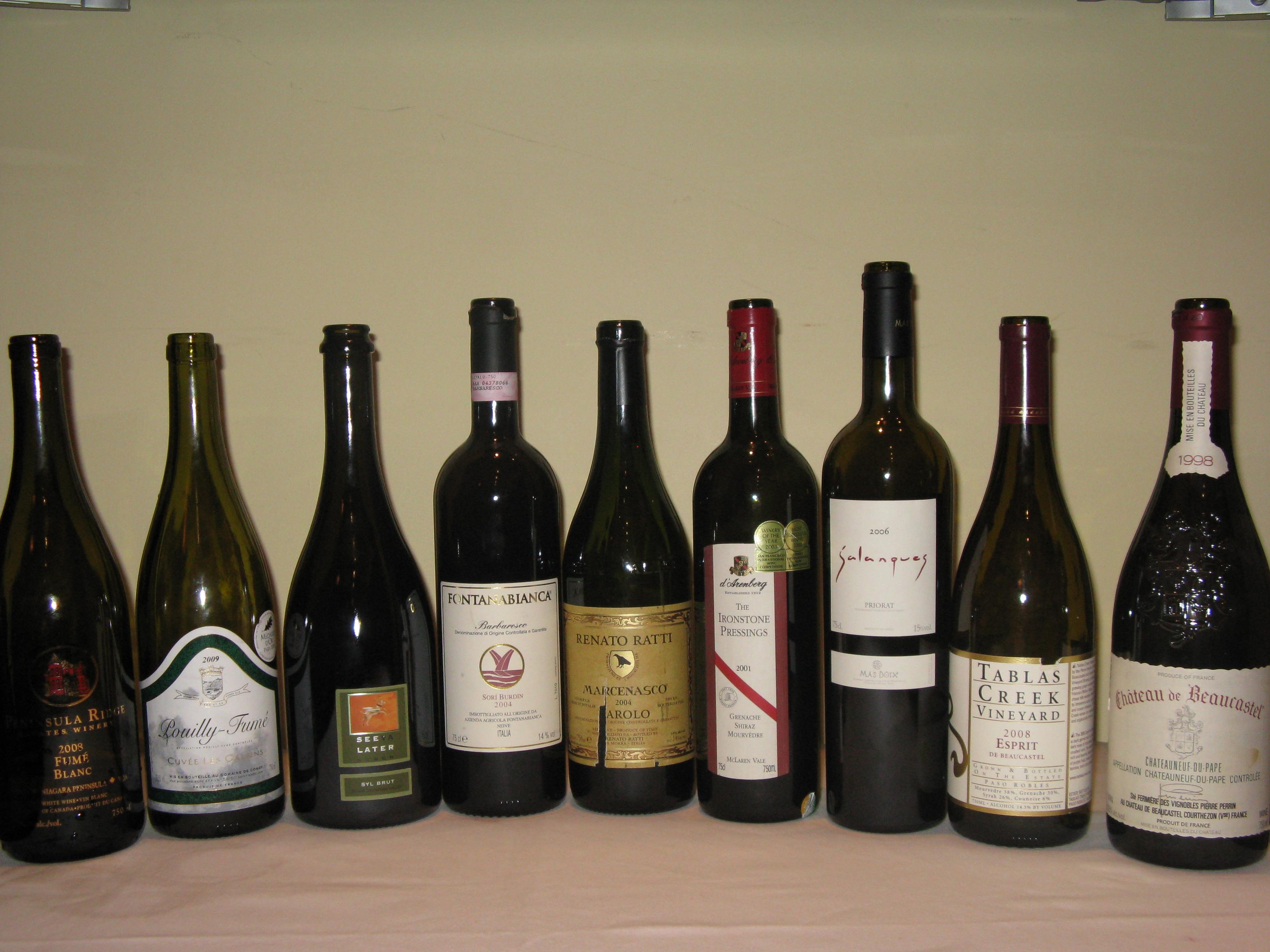 Nine Wine Night