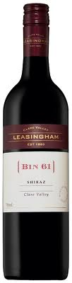 leasingham bin 61 shiraz 2008 Eight Under $28 From The April 28th VINTAGES Release