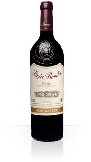 rioja bordon gran rserva 2004 Titanic Rioja for Friday The 13th