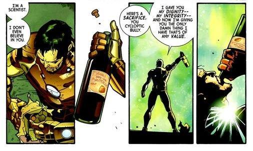 Avengers Wine
