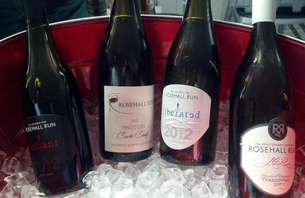 Rosehall Run Wines Photo: Michael Godel