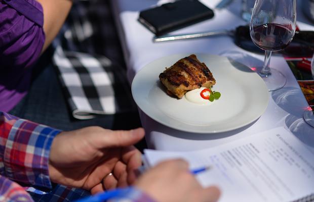 Acadia Restaurant's Piri Piri Chicken