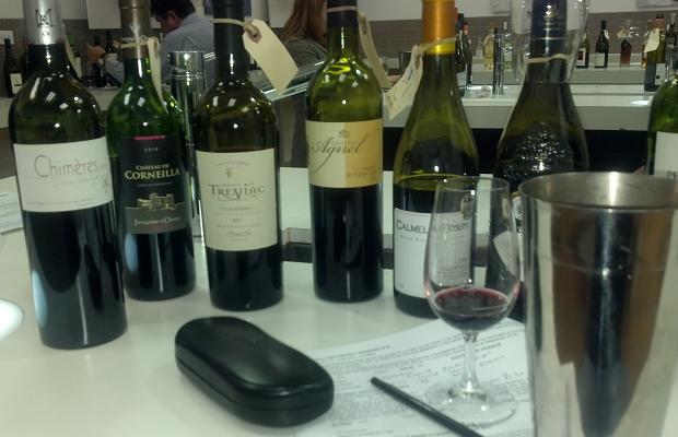 Wine Tasting Photo: Michael Godel