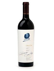 Opus One Bottle