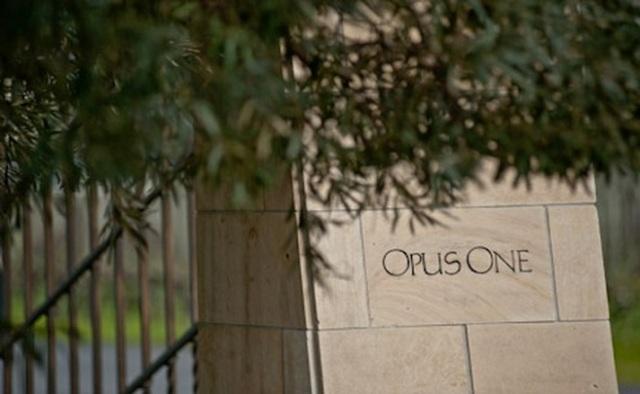 Opus One PHOTO: http://en.opusonewinery.com/