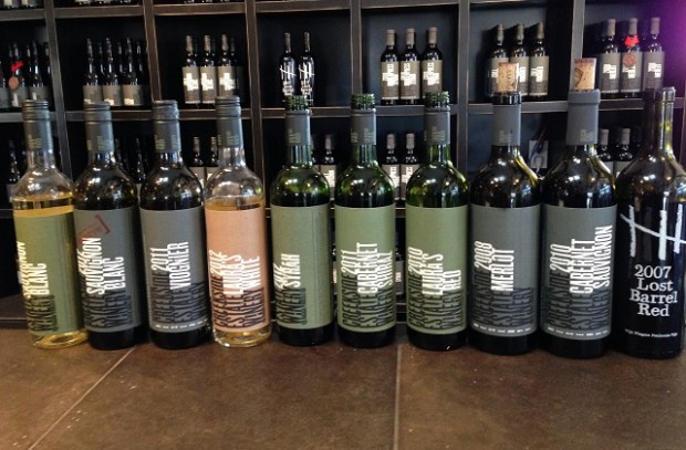 Creekside Estate Wines Photo: Eric Vellend