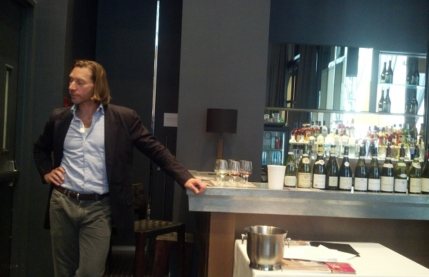 John Szabo presents 15 wines from Burgundy at Hôtel Le Germain's Victor Restaurant on April 8, 2014