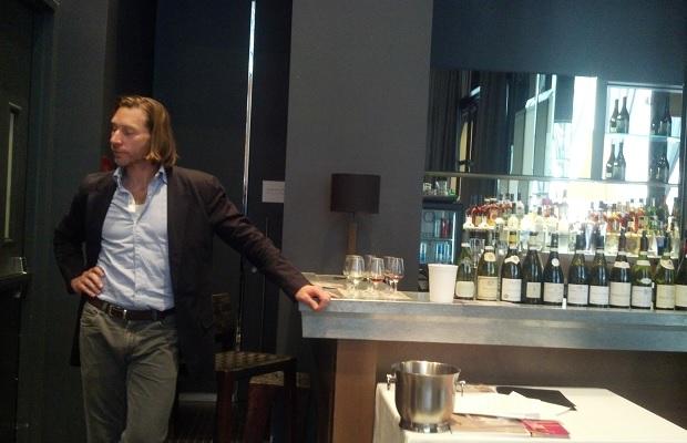 John Szabo presents 15 wines from Burgundy at Hôtel Le Germain's Victor Restaurant on April 8, 2014