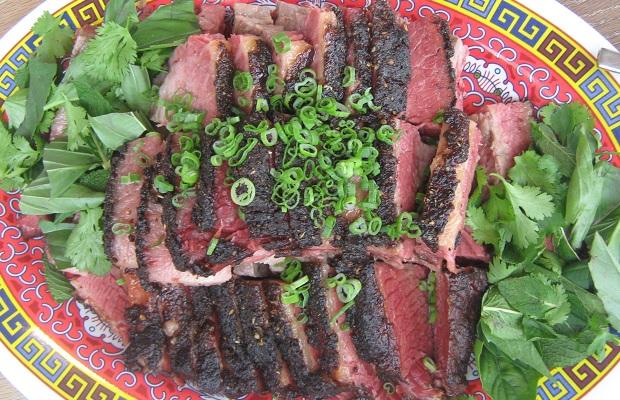 Momofuku Daisho Toronto's Beef Brisket (McGee Farms, ON)