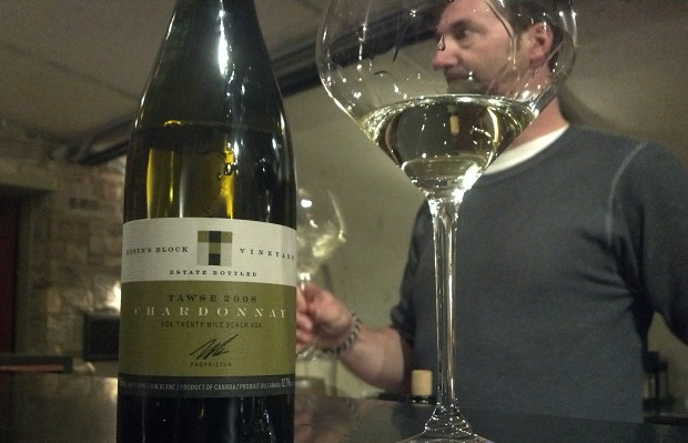 Paul Pender and Tawse Robyn's Block Chardonnay 2008