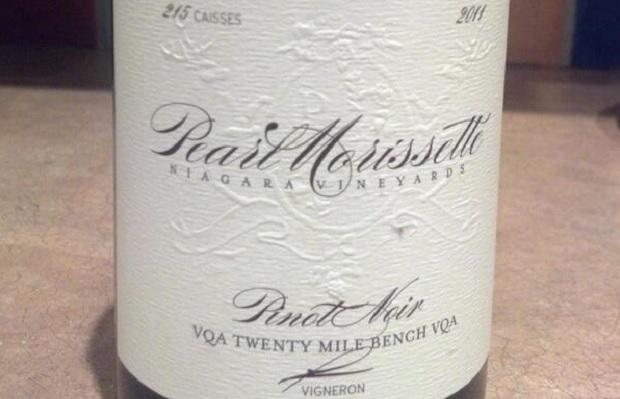 Pearl Morissette Pinot Noir 2011