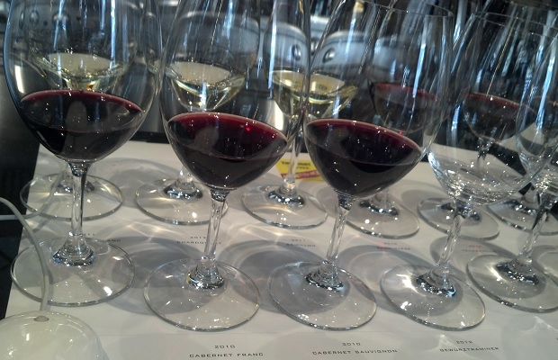Stratus Single Varietal Tasting at Momofuku Daisho