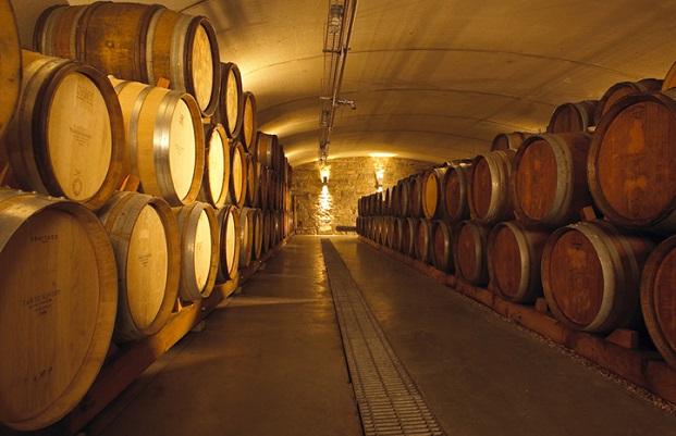 Tawse Barrel Cellar PHOTO: www.tawsewinery.ca