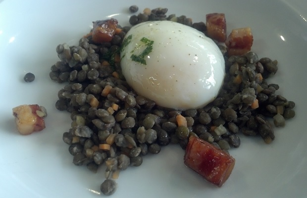 Generation Riesling Lentils