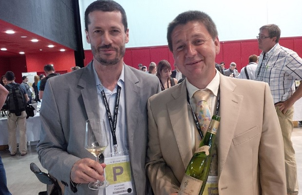 Godello and Pierre Gassman of Rolly Gassman