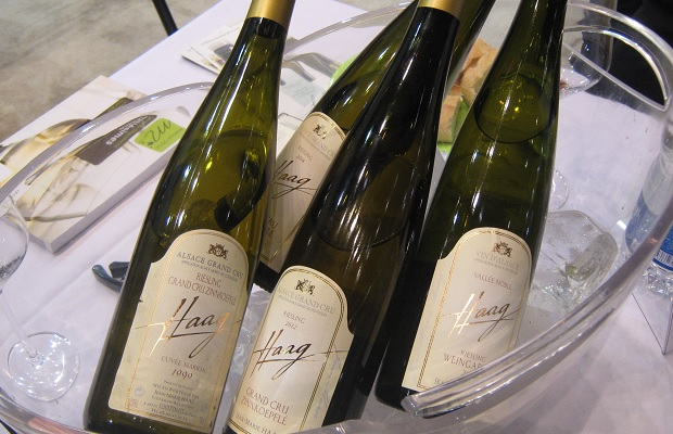 The wines of Jean-Marie Haag