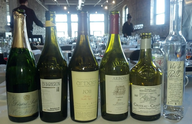 Passion Jura Seminar Wines