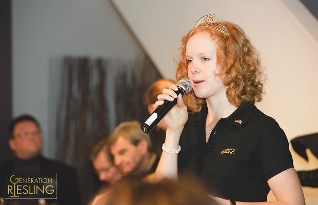 Nadien Poss, Generation Riesling PHOTO: http://germanwinecanada.com/