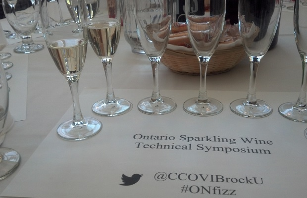 Brock University CCOVI Sparkling Wine Technical Symposium