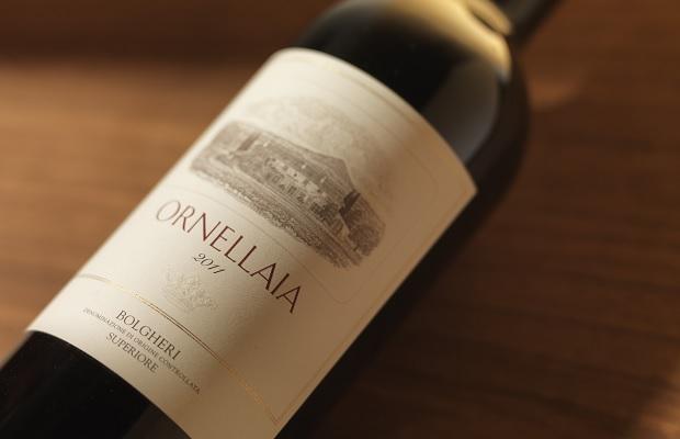 Ornellaia 2011 PHOTO: http://www.ornellaia.com/