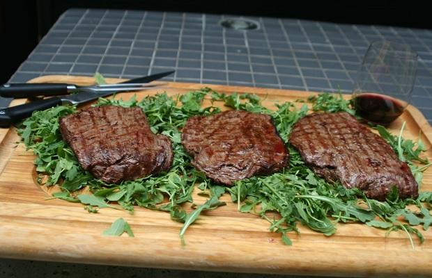 Grilled Flank Steak