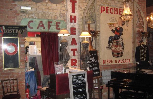 Restaurant Le Théâtre, Colmar