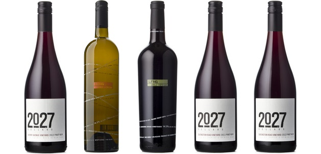 2027 Cellars Cherry Avenue Vineyard 2012, Laughing Stock Vineyards Amphora Vrm 2013, Laughing Stock Blind Trust Red 2012, 2027 Cellars Pinot Noir Queenston Road Vineyard 2011, 2027 Cellars Pinot Noir Queenston Road Vineyard 2012
