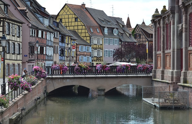 Colmar, Alsace, photo (c) Cassidy Havens, http://teuwen.com/