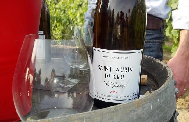 Decelle Saint Aubin 2012