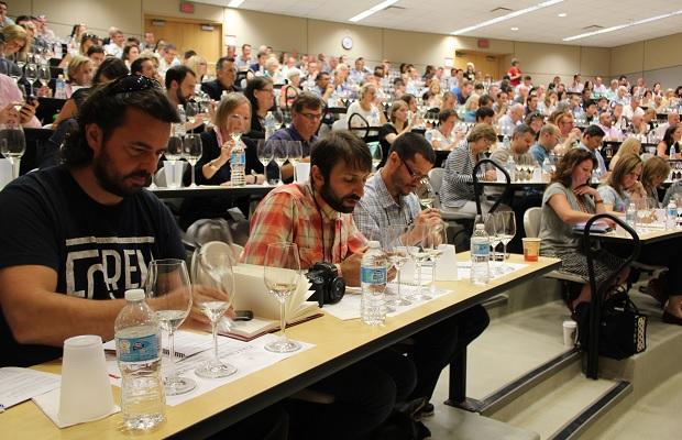 The School of Cool at #i4c14, Brock University: Studying Chardonnay with Zoltan Szabo, Mike di Caro and Godello,