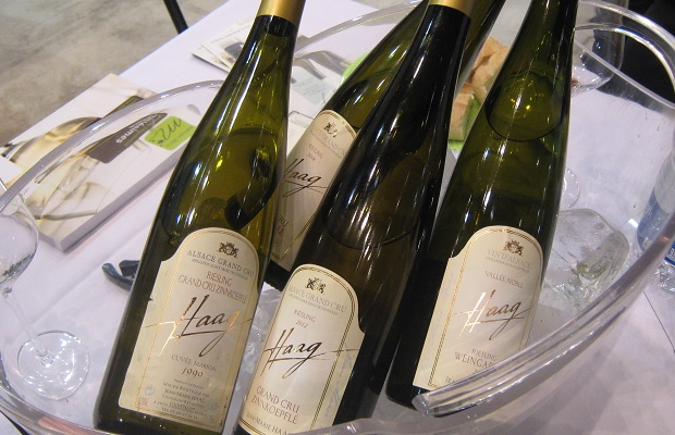 The wines of Domaine Jean-Marie Haag