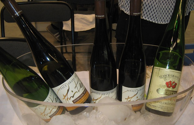 The wines of Domaine Pfister