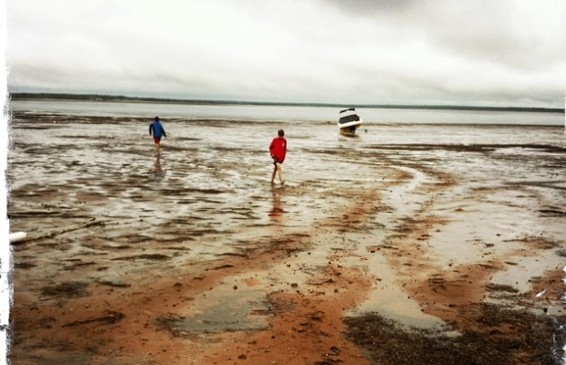 Tide's Out, Big Cove, New Brunswick