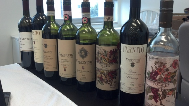Carpineto line-up at www.winealign.com