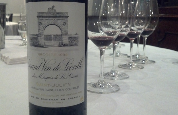 Château Léoville-Las Cases 1995