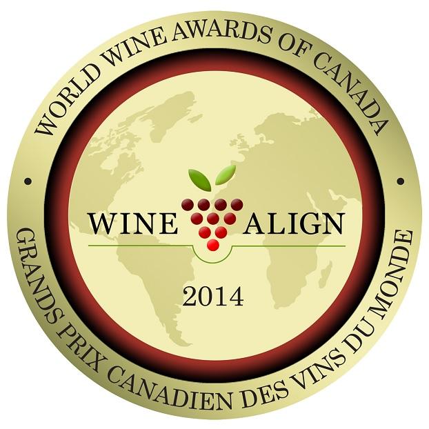 WineAlign World Wine Awards of Canada 2014