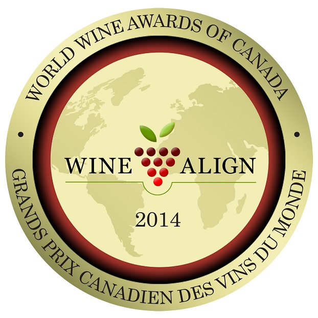 WineAlign World Wine Awards of Canada 2014