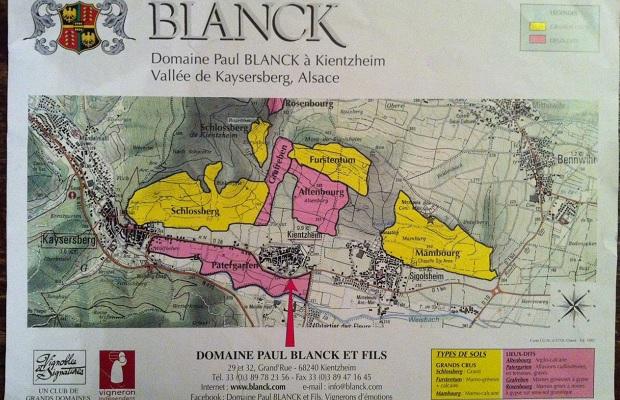 Domaine Paul Blanck st fils