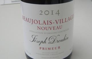 Drouhin Beaujolais-Nouveau 2014