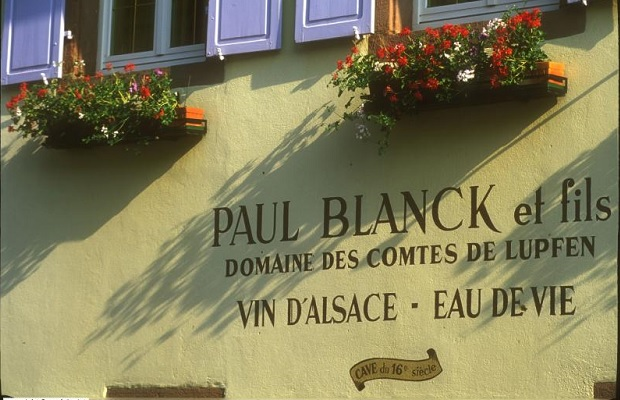Paul Blanck et fils Photo (c): https://www.facebook.com/Domaine.Paul.Blanck