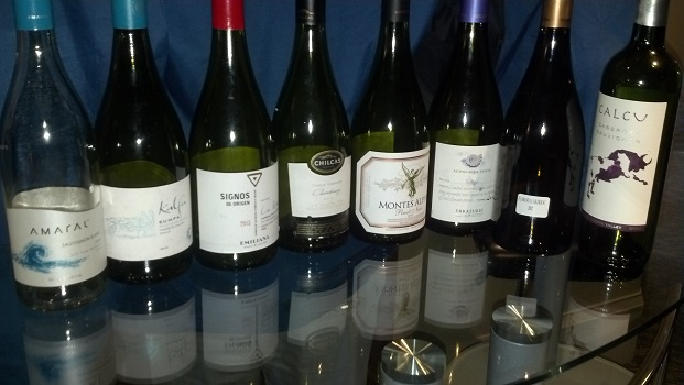 Wines of Chile Line-Up
