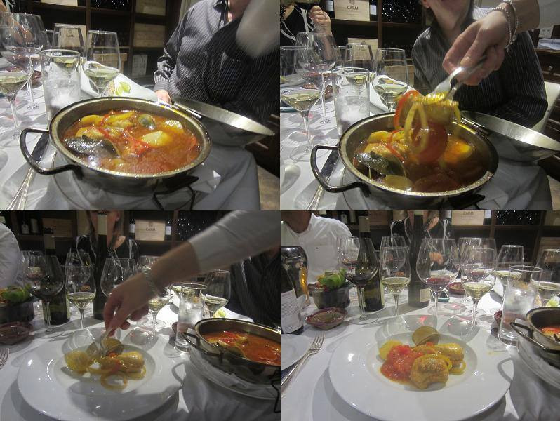 Chiado's Bouillabaisse