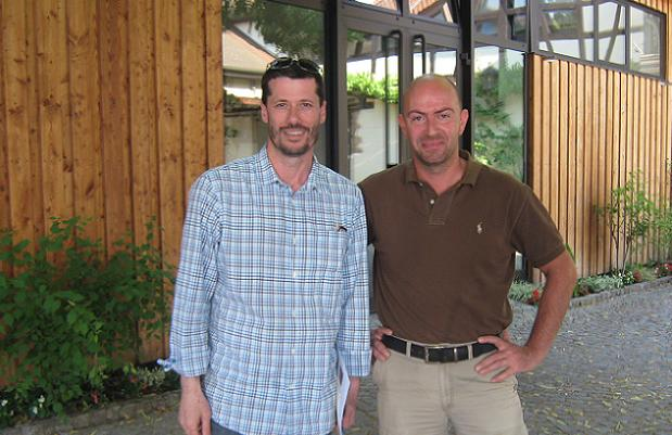 Godello and Christophe Ehrhart, Domaine Josmeyer, Kientzenheim