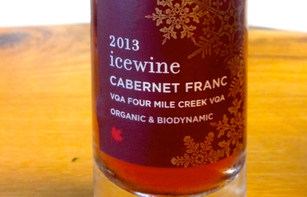 Southbrook Cabernet Franc Icewine 2013