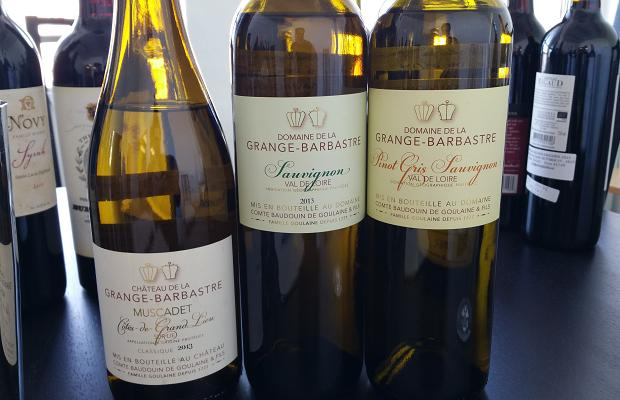 The wines of Grange-Barbastre