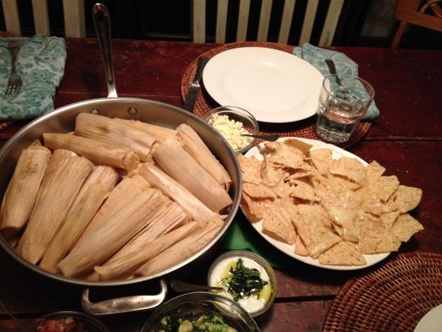 Godello's Tamales