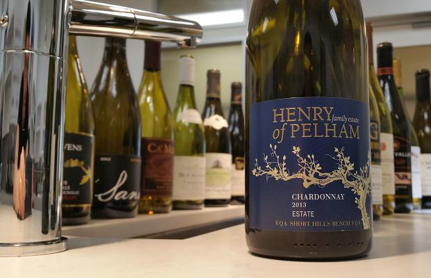 Henry of Pelham Estate 2013 amid a sea of April 4th, 2015 VINTAGES Chardonnay