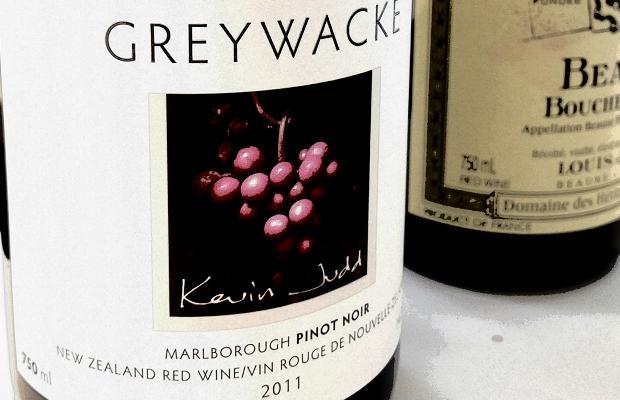 Greywacke Pinot Noir 2011